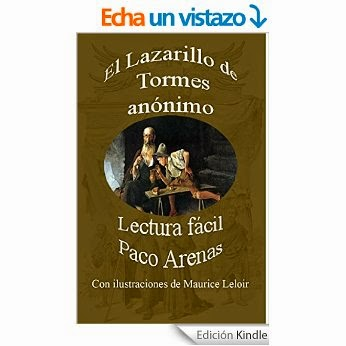 El Lazarillo de Tormés-Clásico adaptado castellano actual