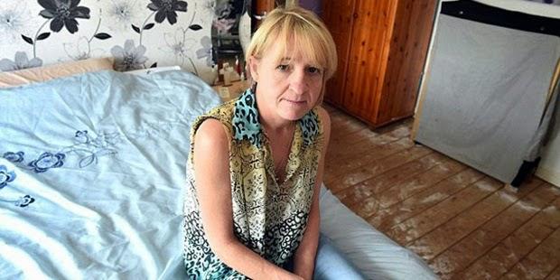 Wanita Ini Menolak Bayar Pajak Karena Kamarnya Berhantu