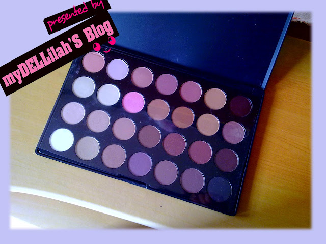 Eyeshadow Coastal Scents 28 Neutral Palette