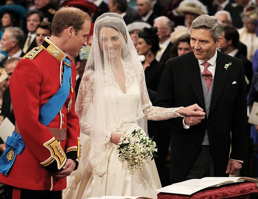 prince william kate middleton - William And Catherine Wedding
