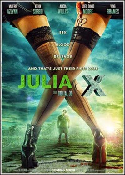 Filme A Vingança de Julia