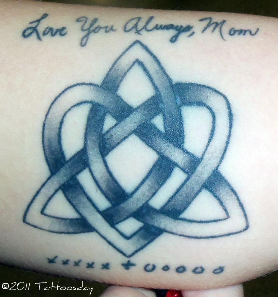 Tattoosday A Tattoo Blog A Tattoo In Memory Of Erin 39 S Mom