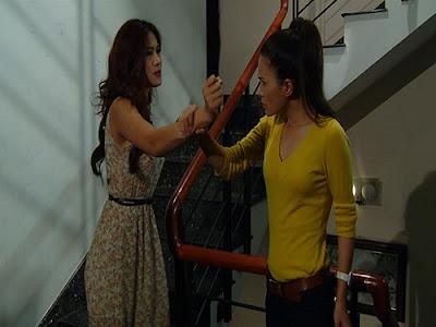 Các Hình ảnh cảnh trong bộ Phim Bẫy Tình - HTV9 (30 Tập)