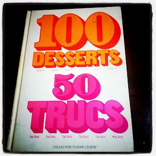 100 desserts, 50 trucs- my first baking book