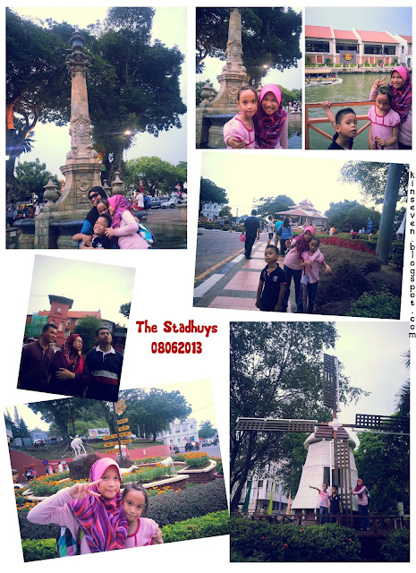 the stadhuys malacca