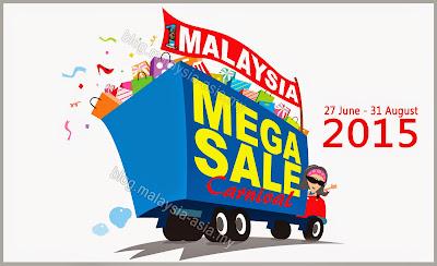 1Malaysia Mega Sale Carnival 2015