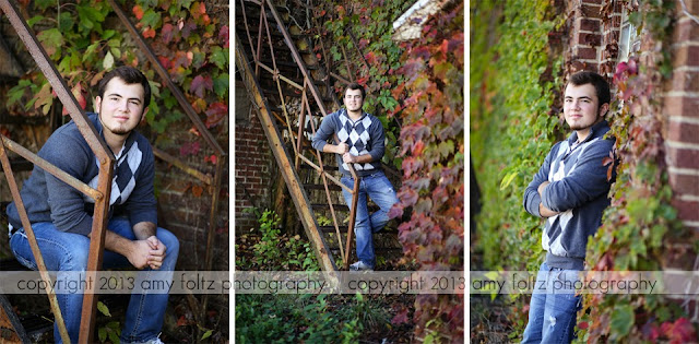 senior boy photos - Terre Haute Photographer