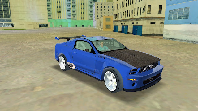 Ford Mustang GT-R 2005 GTA Vice City