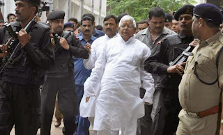 RJD President Lalu Prasad Yadav was on Monday convicted by a special CBI court in the fodder scam