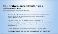 SQL Performance Monitor (Updated 21 April 2016)