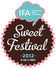 BELLE CUPCAKES en IFA SWEET FESTIVAL 2012