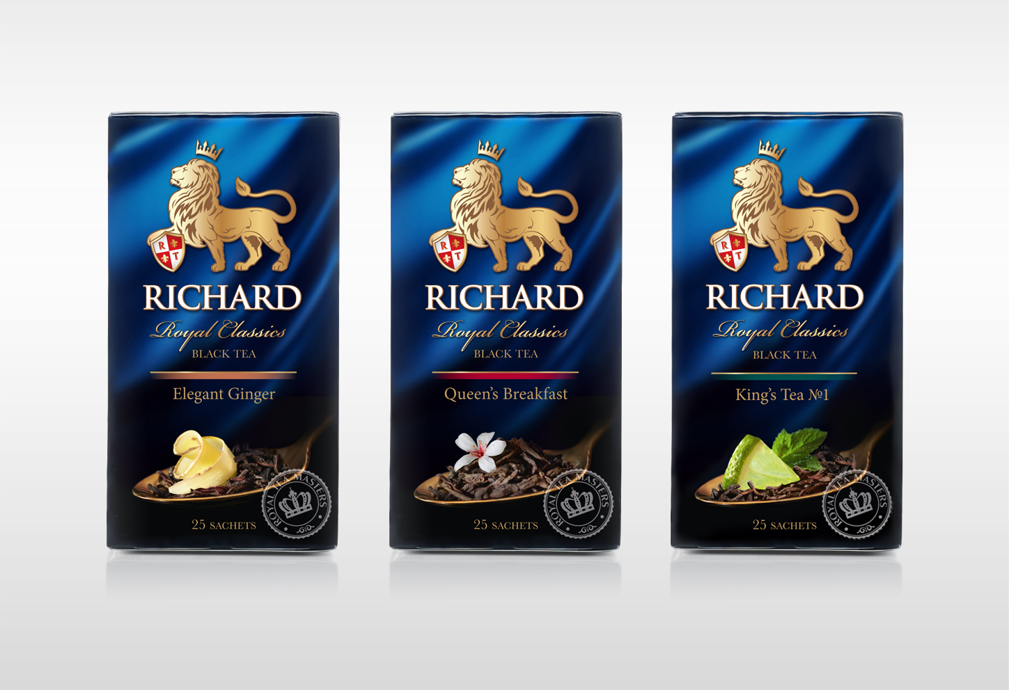 Royal Tea Richard on Packaging of the World - Creative Package ...