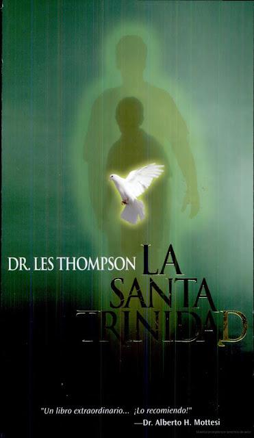 les tompson la santa trindad libros cristianos Dios provee sociedad de jovenes rompe hielo