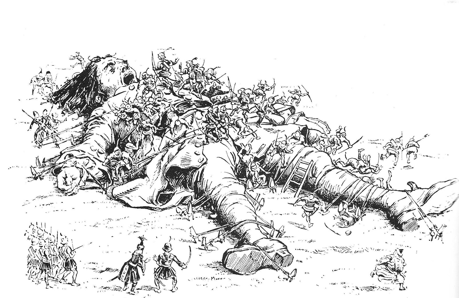 the evolution of gulliver in jonathan swifts gullivers travels Swift's moral satire in gulliver's travels in gulliver's travels, jonathan swift continues to vex the world so that it might awaken to the fact that.