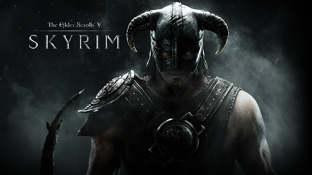 Elders Scrolls V Skyrim Game