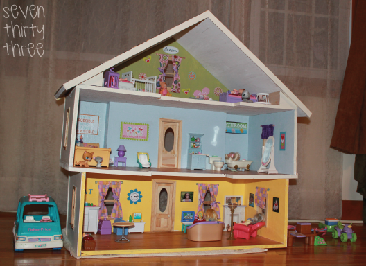 Diy Doll House Inspiration Made Simple
