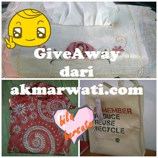 GiveAway dari akmarwati.com