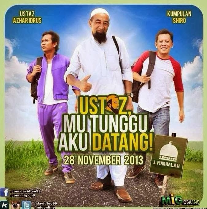 101 kB · jpeg, Ustaz Mu Tunggu Aku Datang 2013 Full Movie Online