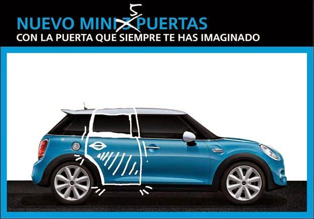 diseño Motormunich nuevo mini 5 puertas