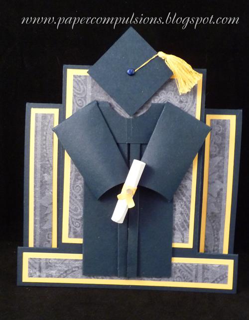 paper graduation caps