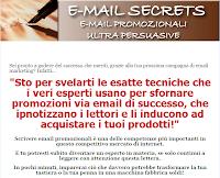 I Segreti delle Email Promozionali
