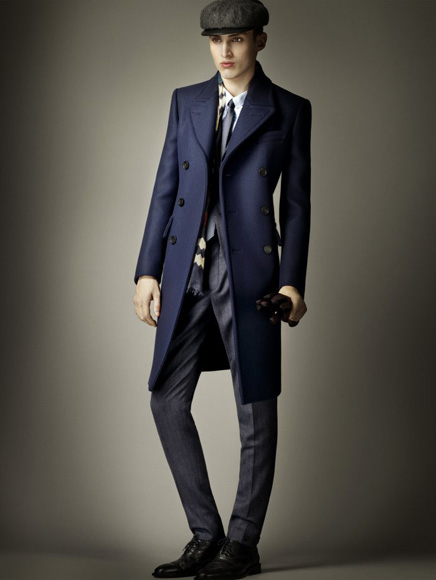 Burberry Prorsum for Autumn Winter 2012