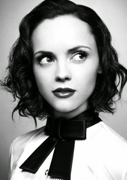coil hairstyles : Christina Ricci Hairstyles ~ Hairstyle and Hairstyles
