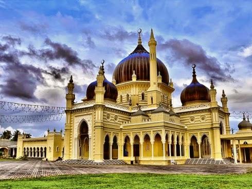 10 Masjid Tercantik Di Dunia