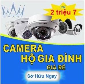 Camera Dành Cho Gia Đình Giá Rẻ