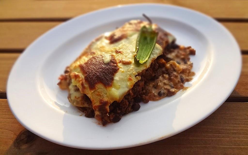 Chilli Con Carne Lasagne
