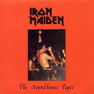 The Soundhouse Tapes Iron Maiden