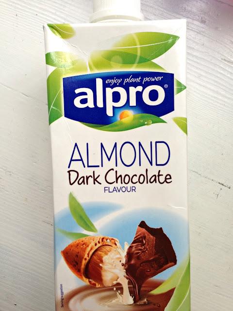 Alpro Dark Chocolate Almond Milk