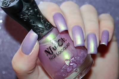 "Swatch of the nail polish ""Nfu 113"" by Nfu Oh"