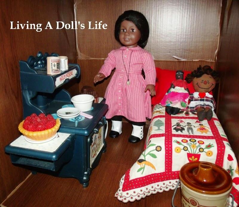 Living A Dolls Life MY AG DOLL HOUSE TOUR
