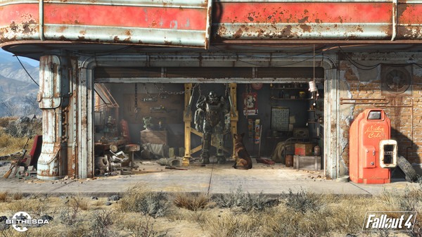 Fallout 4 PC Game Full Iso