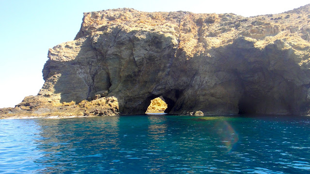 Mykonos Caves