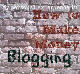 How to Make Money Blogging: a description of how ProBlogger makes money blogging