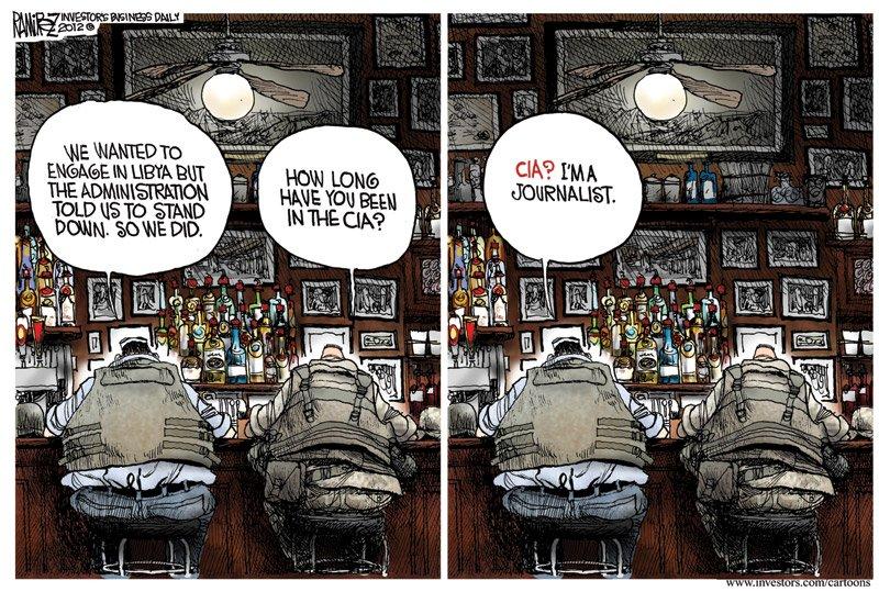 "Canada ""Gets a Clue"",,, Media+Benghazi+Coverup"