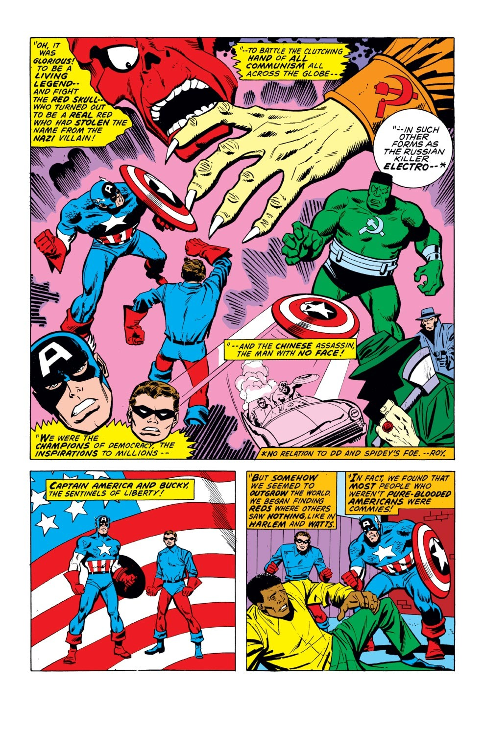Captain America (1968) Issue #155 #69 - English 18