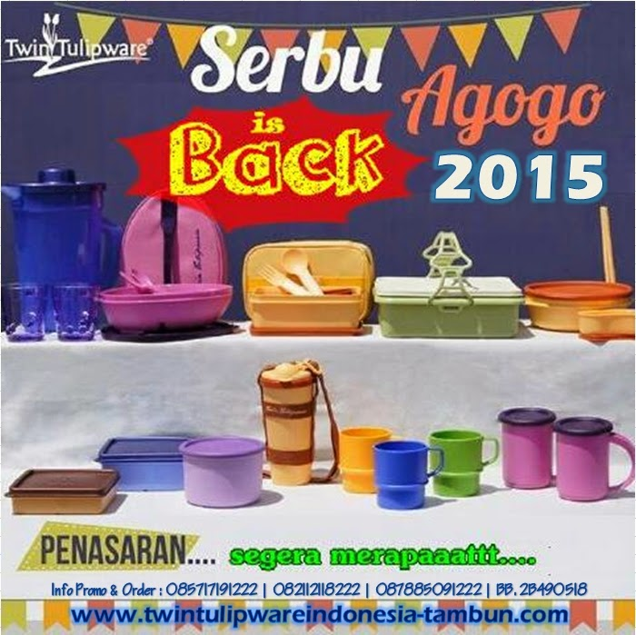 "Promo ""SERBU & AGOGO"" Januari 2015 is Back"