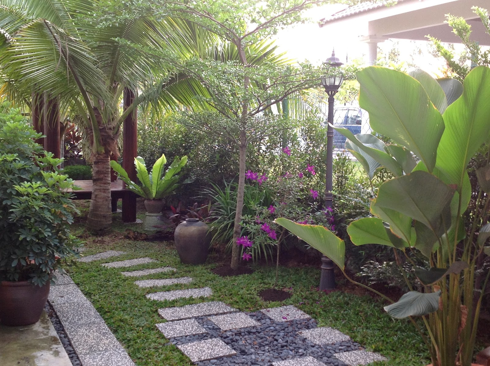 Make Your Garden A Peaceful Place To Be Landscape Surrounds You