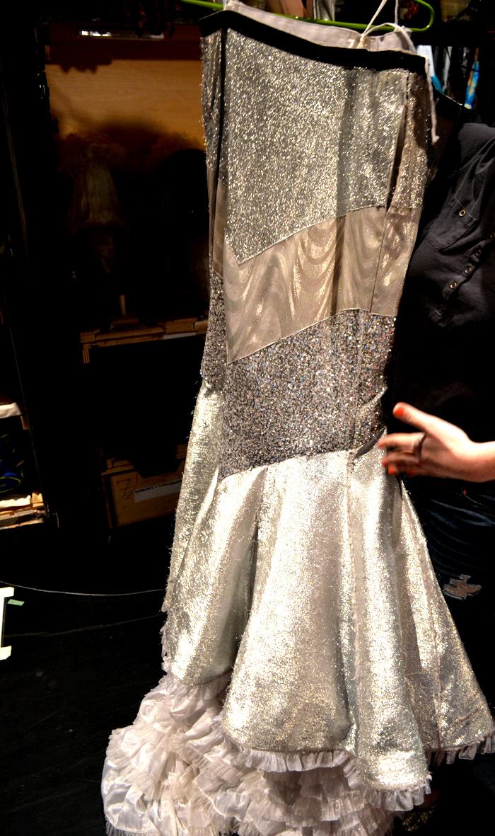 priscilla diva dress
