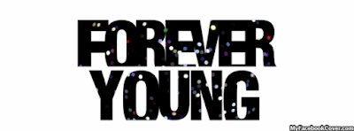 Forever Young Facebook Profile Cover