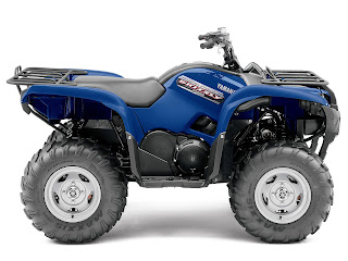 2013 Yamaha Grizzly 700 FI Auto 4x4 EPS ATV pictures 5