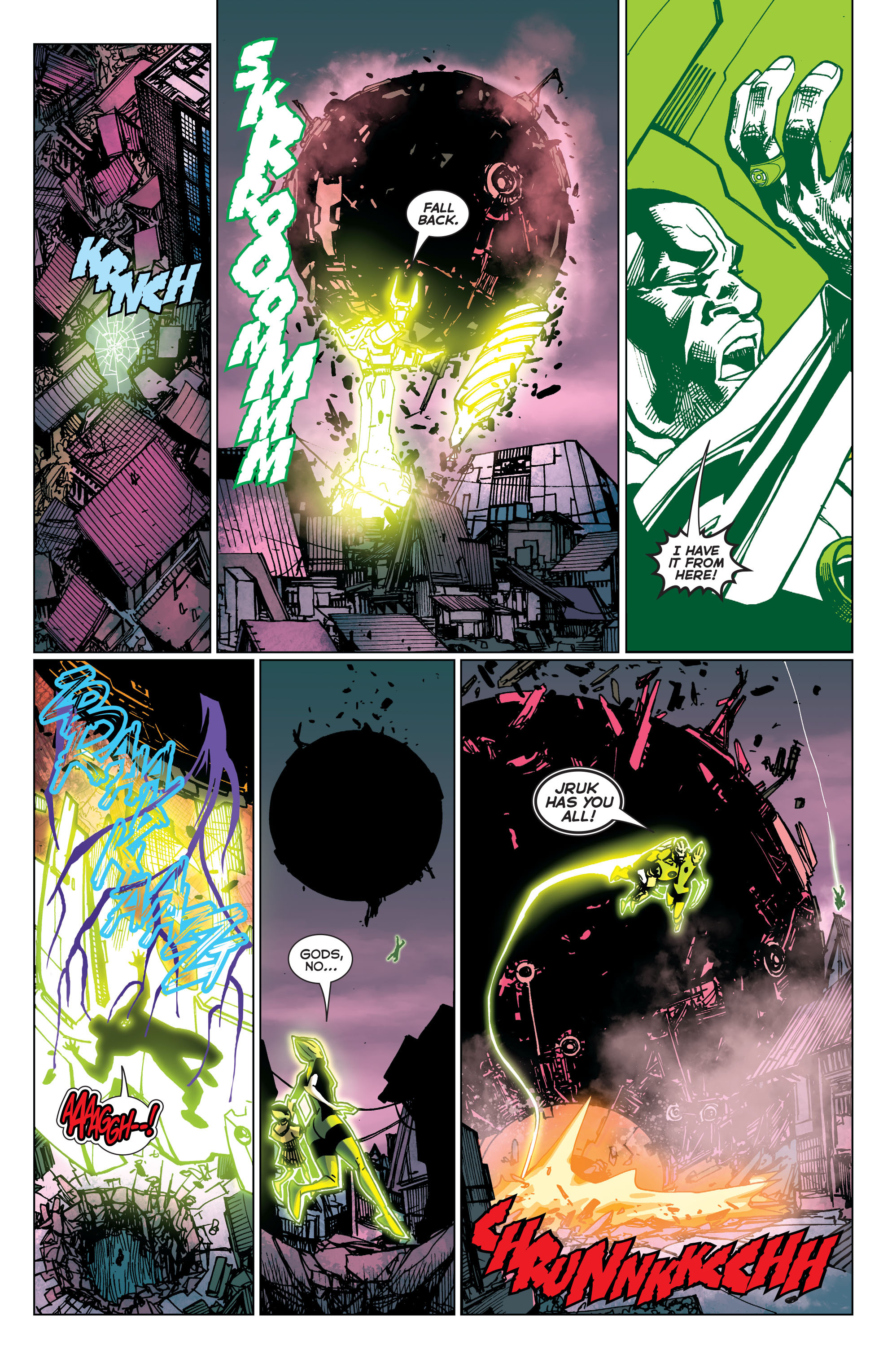Green Lantern Corps (2011) Issue #40 #43 - English 7