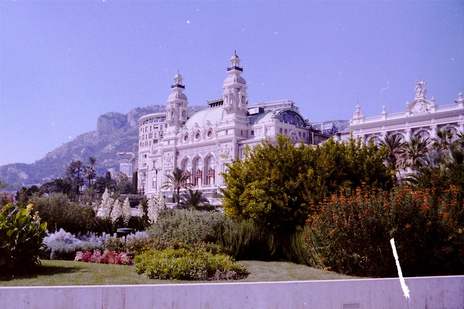 Monaco Opera House -