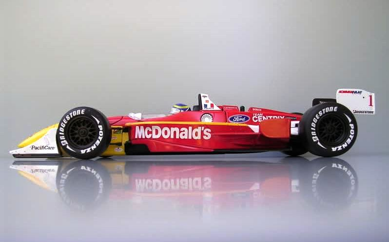 One Hot Lap Best Formula Car Ever Built In A Fast Food Restaurant