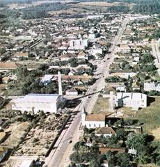 Campo Bom, Rio Grande do Sul, Cidade, Vista Aérea