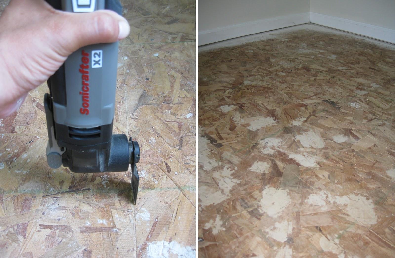 Diy painted designs on floor remodelando la casa for Wood floor hole filler