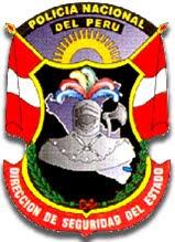 Seguridad del Estado del Peru  - DIRSEG
